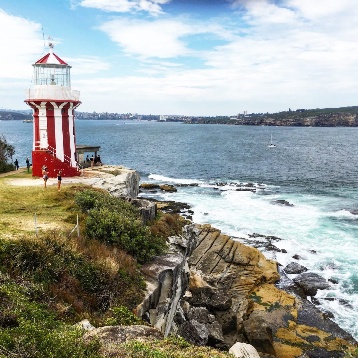 Rose Bay to Watsons Bay Walk